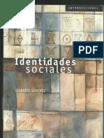 Material Para Una Teoria de Las Identidades Sociales.