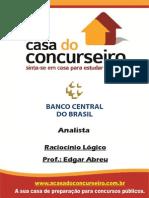 Apostila Bacen Analista Edgar Abreu