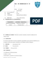 Unidad de Aprendizaje n 01 - 2014.Docx234