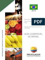 Guía Comercial Brasil 2013