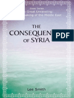 The Consequences of Syria, by Lee Smith (preview)