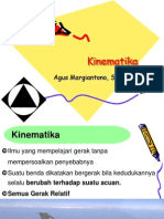 Kinematika Agus