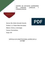 Centro de Estudios Superiores en Ciencias Juridicas y Criminologicas