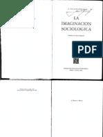 Wright Mills -La Imaginación Sociológica [Cap1] (1)
