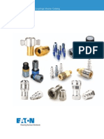 Eaton® Quick Disconnect Couplings Master Catalog