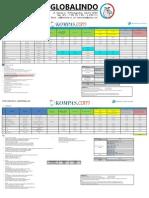 Rate Card KOMPAS Com 2014 a. Standard Banner Premium Head B. Additional Banner Ad