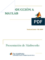 Introd a Matlab