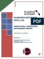 Plastech Autosafe