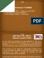 10-12 Exposición de Arquitectura Motherboard