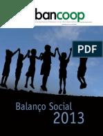 Balanco Bancoop 2013