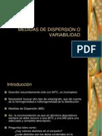 11. Medidas de Dispersion o Variabilidad[1]