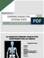 Generalidades Del Sistema Óseo