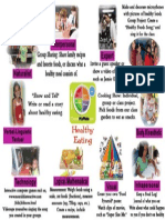 ed 285 - assignment 6 - unit plan mapping - healthy eating
