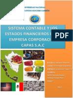Sistema Contable-corporacion Capas Sac