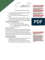 annotated methods lesson plan on haikus
