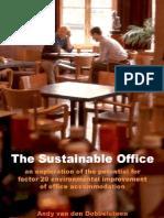 The Sustainable Office, Andy van den Dobbelsteen, 2004