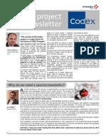 Newsletter Codex 1 - EN - DEF