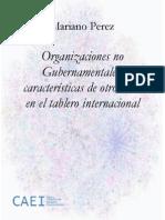 Organizmos Internaiconales Pagina 25 Al 38