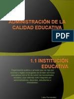Adm Educativa