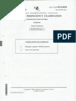 Communication Studies May-june 2011 Paper 2