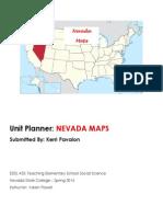 EDEL453 Spring2014 Unit Plan PLANNER
