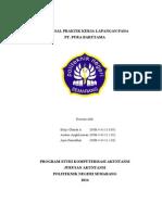 Proposal Magang Bursa Efek Indonesia