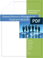 Employee Benefits Final