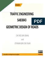 Fundamentals Of Traffic Engineering Sigua Pdf