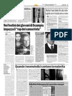 """Napolipiù, la musica del film il """"Camorrista"""" diventa dance"""