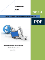 MANUAL Adm Financiera I Und