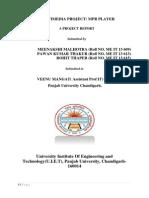 Mp3 Report