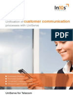 The changing face of Telecom Customer Communications