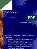 SAS Overview