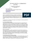 Factores que influyen en la comprensión lectora.doc