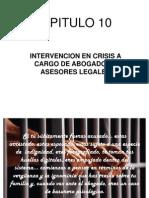 Intervencion en Crisis a Cargo de Abogados
