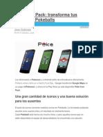 Poke Icon Pack