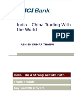 India  & CHAINA Trading With the World