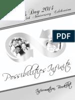 Regent Info Booklet Awards Day 2014