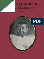 Evangelho de Sri Ramakrishna-Volume-3