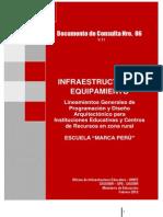 Documento N_ 6 Infraestructura & Equipamiento