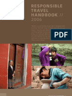 Responsible Travel Handbook