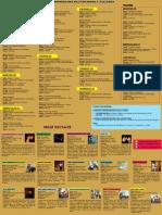 Programacion Encuentro de Teatro NO a LA VIOLENCIA (2)