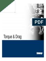 Torque & Drag