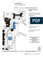 Faculty Center Directions