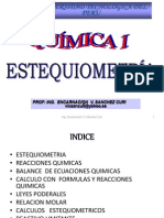 Estequiometria Reaccion Oxidacion - Reduccion