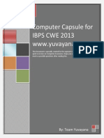 Www.yuvayana.com Wp Content Uploads 2013 11 Computer Capsule for IBPS CWE Clerk 2013encrypted