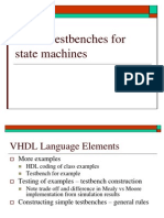 ECE 3561 - Lecture 16 VHDL Testbenches for State Machines