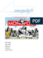 complete monopoly