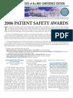 PSC Newsletter PS Awards 07