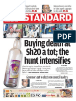 The Standard 08.05.2014